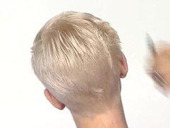 hair fetish - instructional haircut video b
