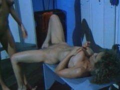Amber Lynn And Linda Titan Lesbian Scene