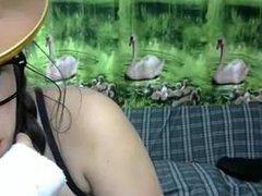 Cheyenne a Georgia babe clit enjoy herself on camera weed