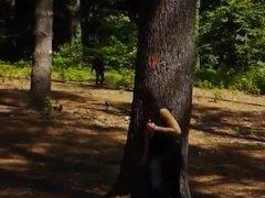 Dangerous Girl breaks his arm
