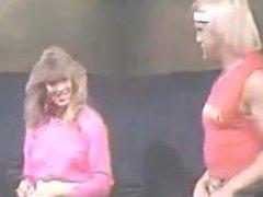 Hulk Hogan Measures Biceps On Talkshow