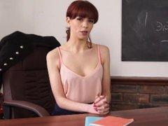 "Eva (Poppy Spinks) ""3 Minute Wank Challenge"" [WankitNow 4K]"