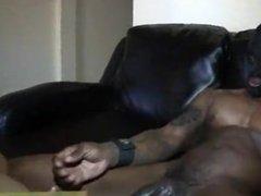 Huge cock - pleasure and pain