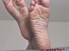 Asian Lily's Gorgeous Soles