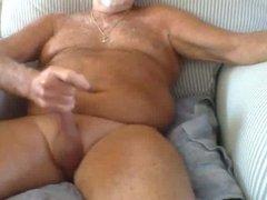 Grandpa Jerkoff on Cam