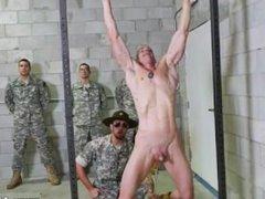 Black army gay sex movies Good Anal Training