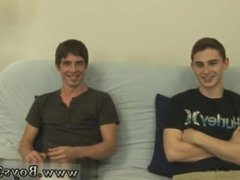College straight boys gallery gay The 2 studs were helping each other out.