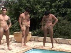 Kaio Felipe Bang Boys Pool Party