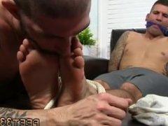 Dominant men gay feet movies snapchat Johnny Foot Fucks Caleb
