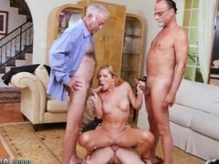 Old japanese men Frankie And The Gang Tag Team A Door To Door Saleswoman