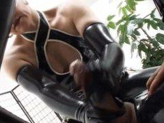 Favorite femdom piss scenes - Herrin Silvia #1