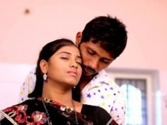 Hot Indian Housewife Uma navel play by Husband's Friend