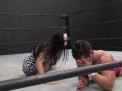 mixed pro wrestling
