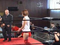 Ayumi Kurihara vs. Daizee Haze #1
