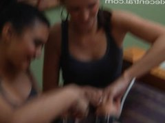 Tickling Torture On Alexis