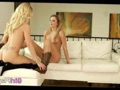 Hot Blonde Pussy Licking Teens Kenna James Jessa Rhodes