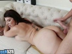 Big Tits Brunette Milf Wants Young Cock Sara Jay