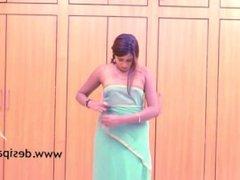 Seductive Telugu Hot Babe Swathi Naidu Totallu Nude With Pussy Show