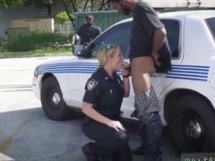 Faketaxi fucks police and two police girls