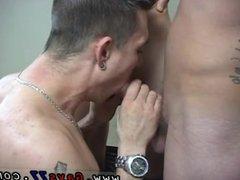 Midget man having gay sex with granny