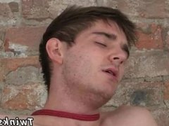 Load fisting and kissing gay men first time