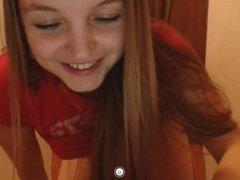 Girl Caught on Webcam - Part 24 Hot Sweety