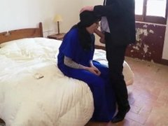 Mia lina blowjob first time 21 year old refugee in my hotel room for sex