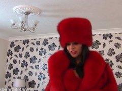 Shemale In Fox Furs