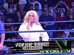 The Sexiest Torrie Match Excluding,.... Nids Face