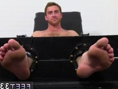 Hot feet sexy men gay first time Connor