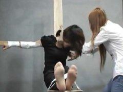 Chinese student tickling full pt2