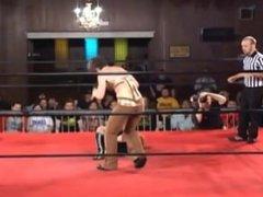 Misaki Ohata vs. Nikki Roxx