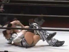 Misaki Ohata vs. Yumi Ohka