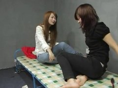 Chinese student tickling pt6
