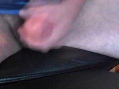 I Jack Off and Cum on Webcam for MILF