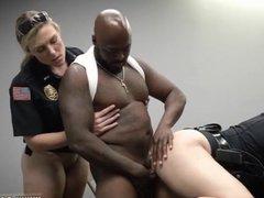 Big tit ebony squirt threesome and jada