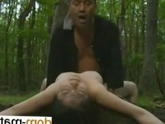Date her on DOM-MATCH.COM - Tied up Japanese girl fucked by soldiers