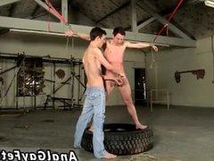 Gay twinks bondage tubes and bondage brother xxx movies The caning
