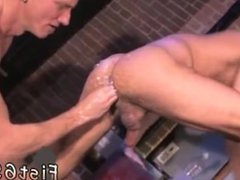 Fist fucking black gay men A pair we've been wanting to get together for
