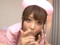 Nurse panty facesit