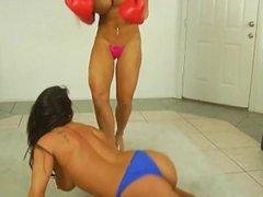 Megan Avalon vs Nikki Jackson