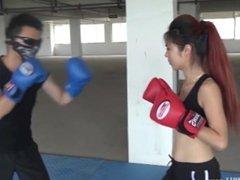 Chinese boxing - mixed