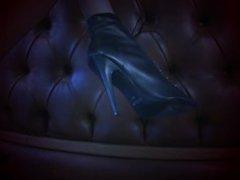 Lucky Day For Boot Pervert