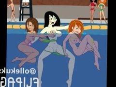 Kim posible nude porn part 2