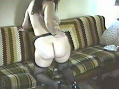 Malena from DATES25.COM - Big tits amateur bbw posing