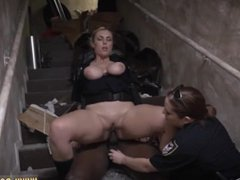 Huge natural tits threesome hd first time We pursued the suspects who
