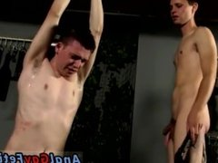 Emo soccer barefoot gay porn bondage Flogged And Face Fucked