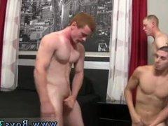 Straight boy gay sex caught hidden