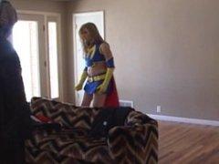 superheroine vs aliens 2
