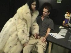 Fur Sex in the Office - Fursluts